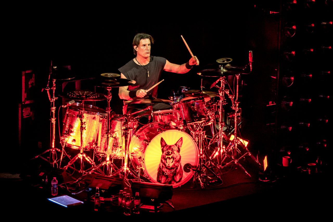 Sean Kinney / Alice in Chains </br> @Olympia