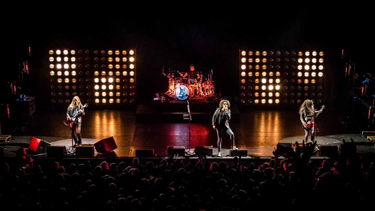 Alice in Chains </br> @Olympia