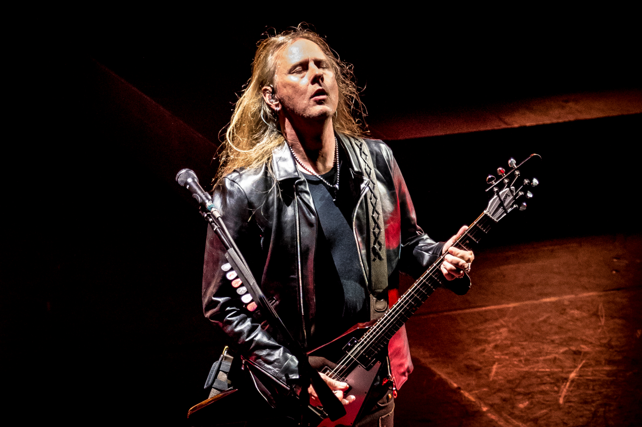 Jerry Cantrell / Alice in Chains </br> @Olympia