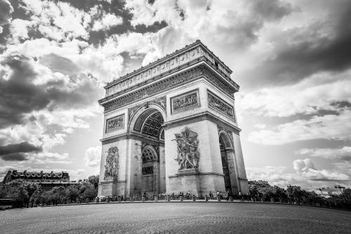 Arc de Triomphe </br> Paris