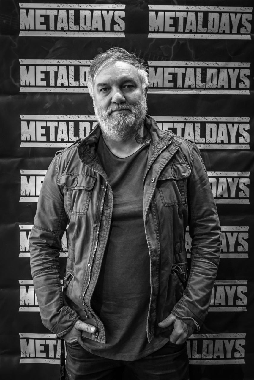 Boban Milunovic / MetalDays Festival