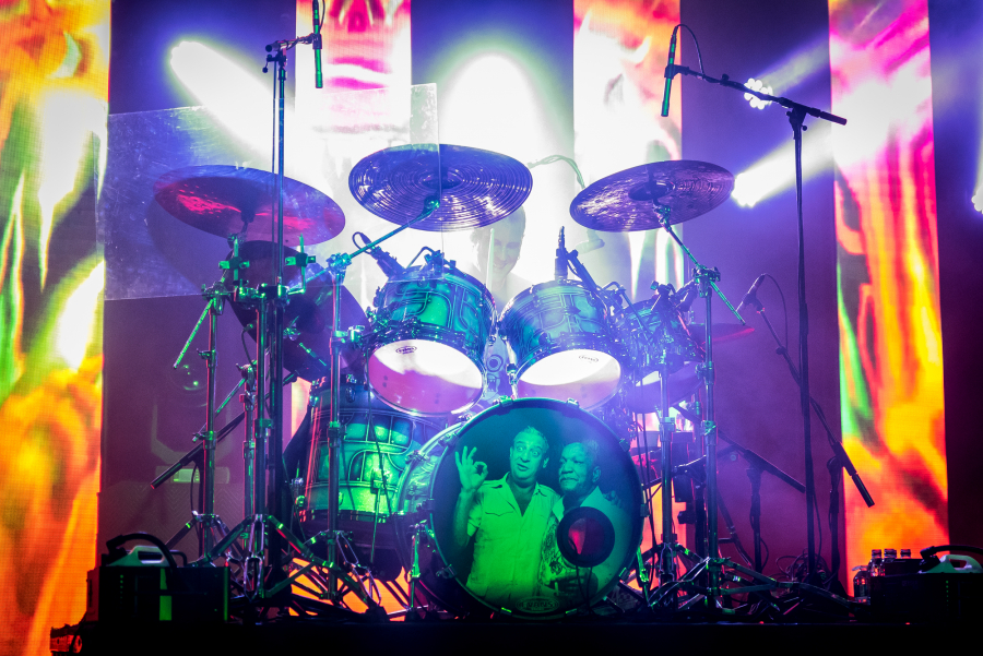 Brann Dailor / Mastodon </br> @Casino de Paris