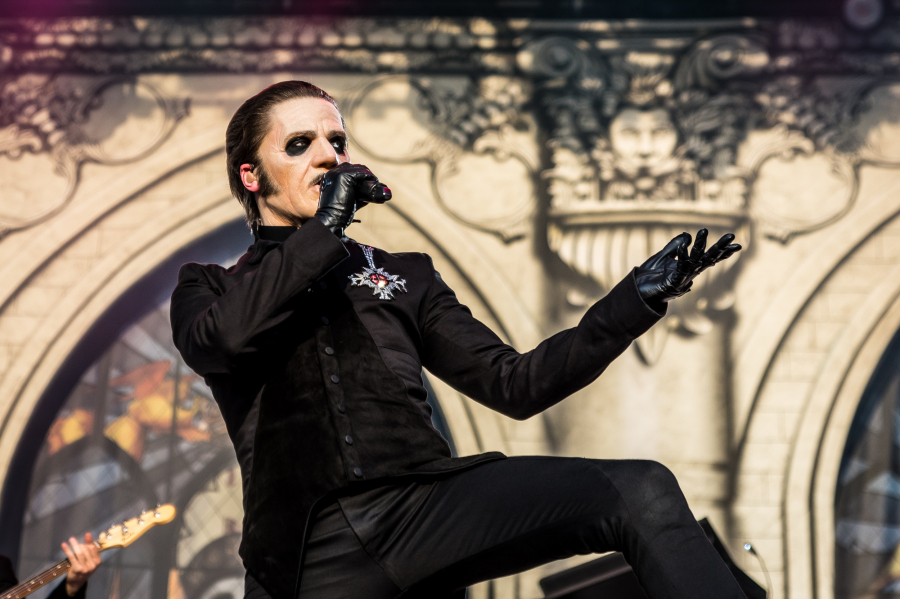 Cardinal Copia - Ghost @Download Festival France