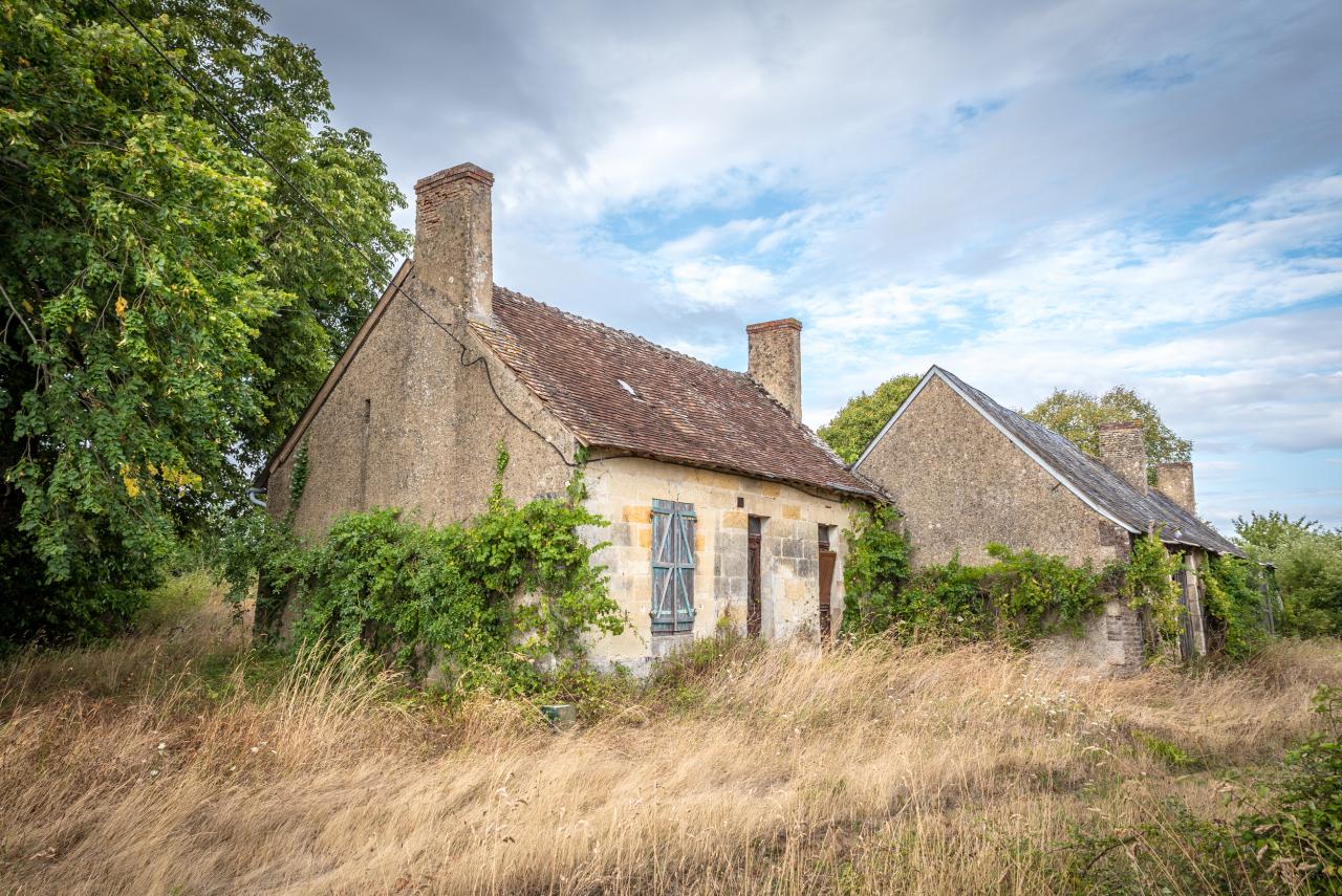 Maison contre Nature - Sarthe