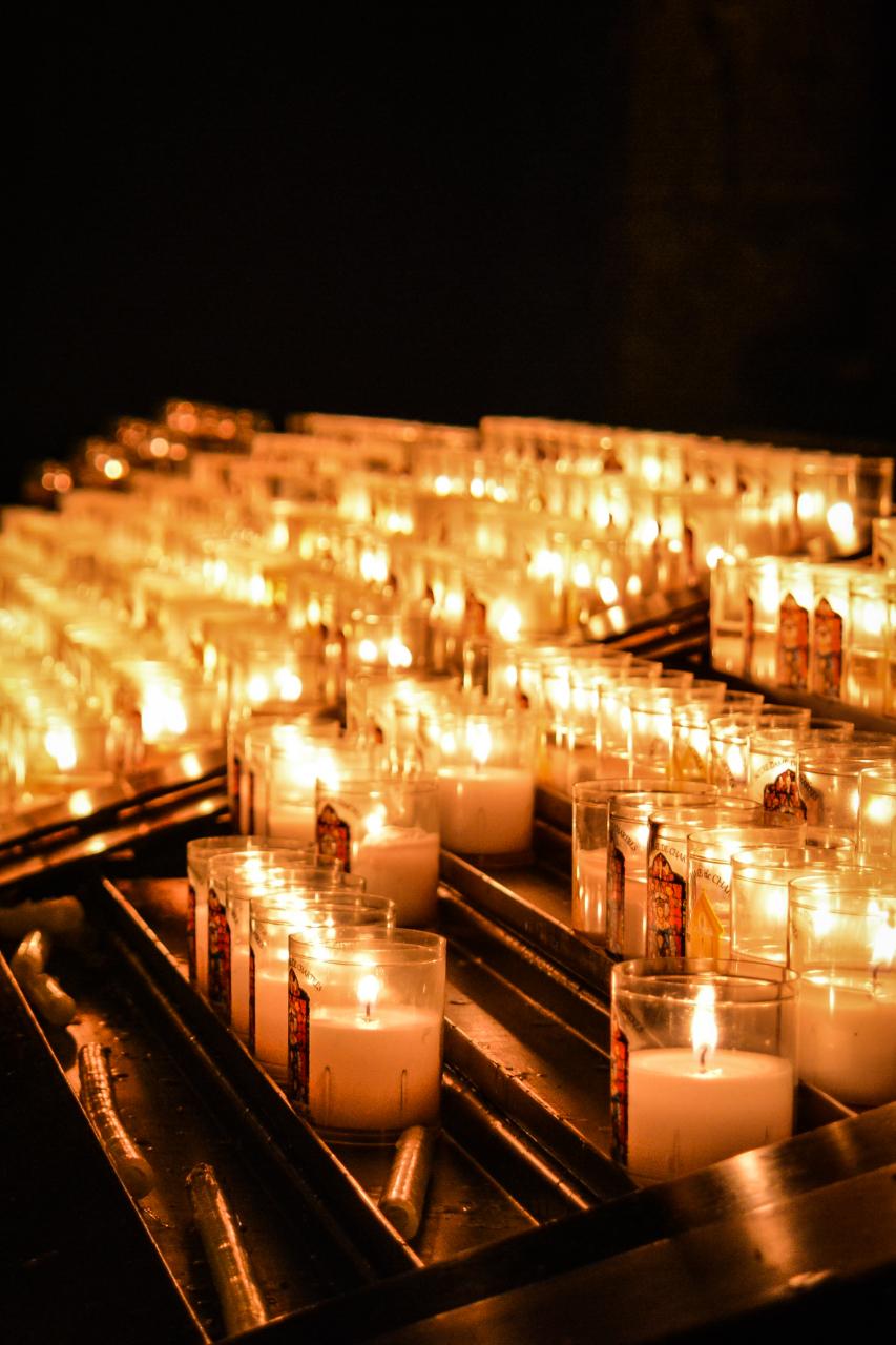 Mille et une bougies / Chartres