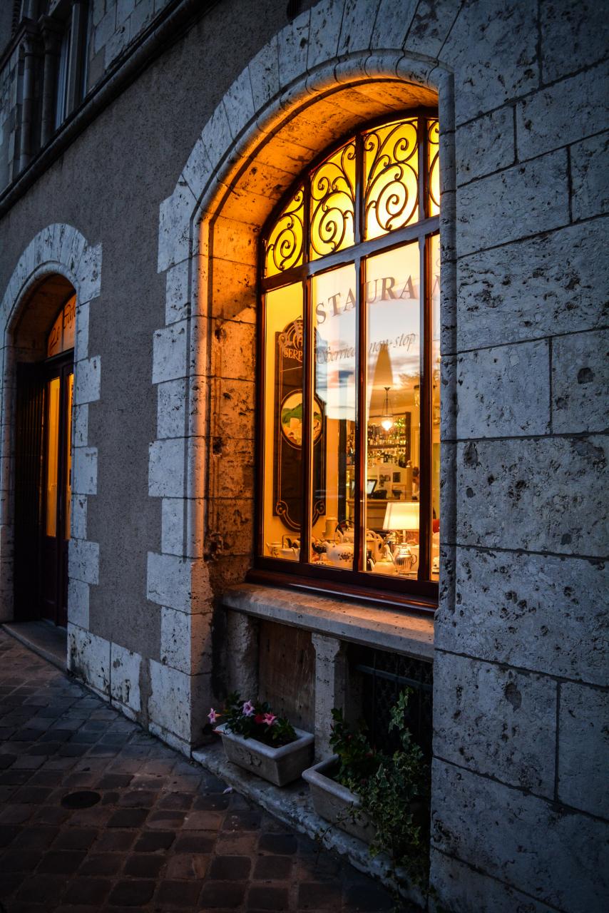 Lumière intérieure / Chartres