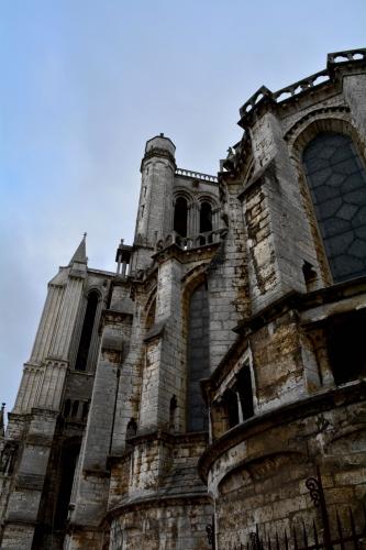 Architecture et verticalité / Chartres