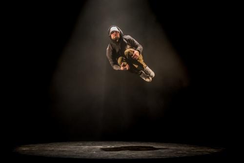 Danseur Hip-Hop </br> @Le Silo