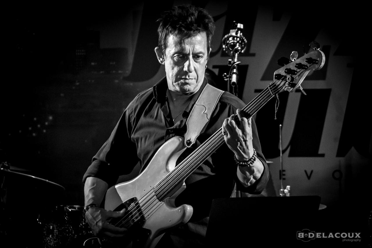 Eric Serra </br> @Cabaret Jazz Club Courbevoie