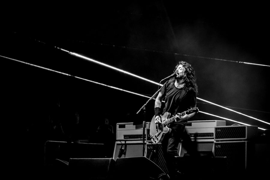 Dave Grohl / Foo Fighters </br> @Download Festival France