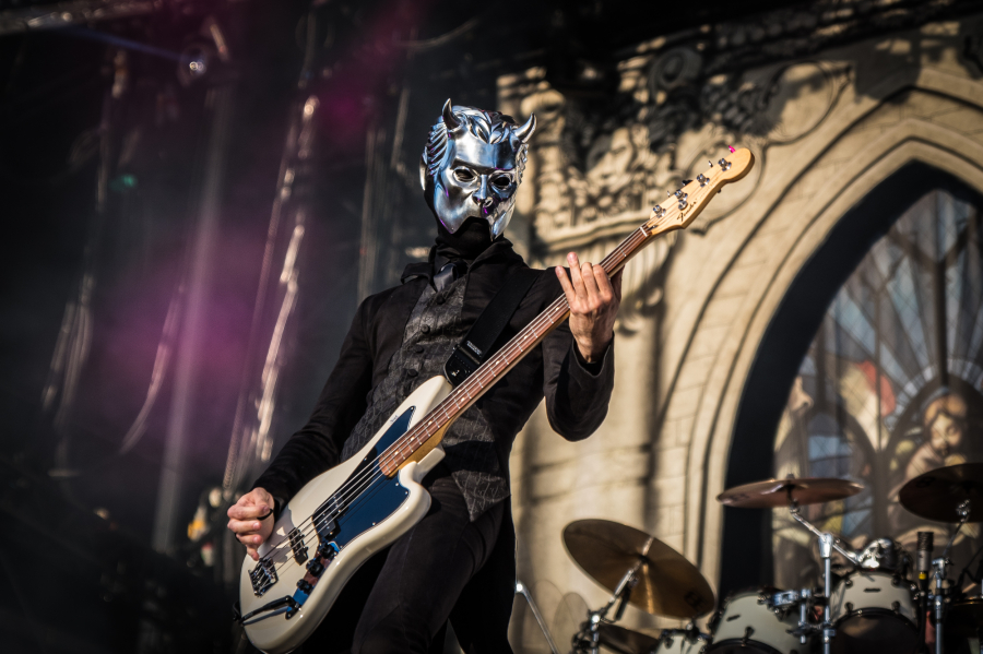 Ghost @Download Festival France-11