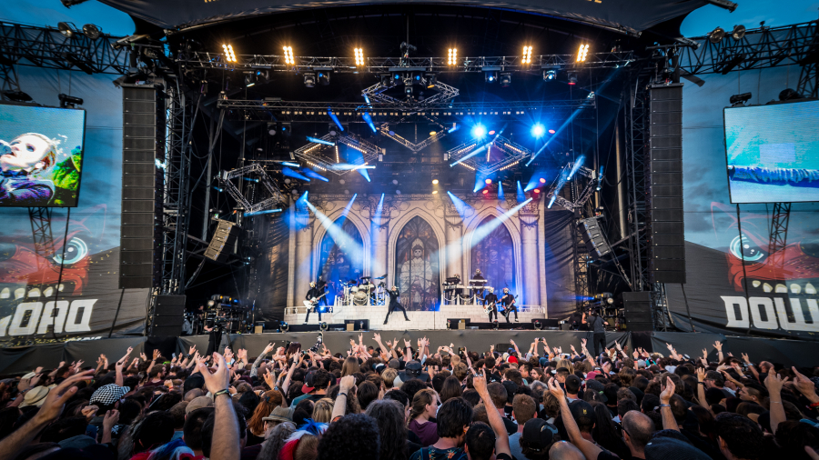 Ghost @Download Festival France-15