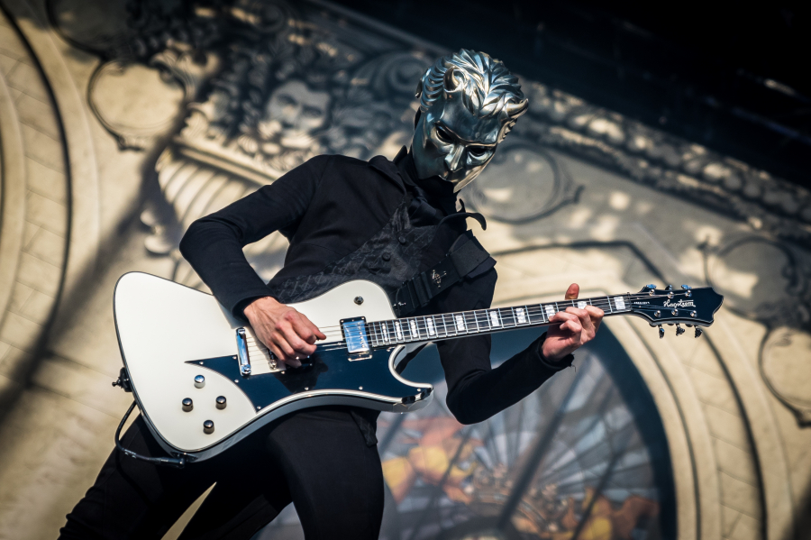 Ghost @Download Festival France-2