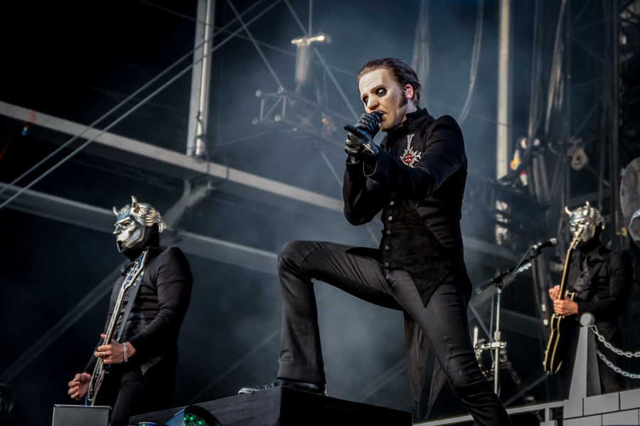 Ghost @Download Festival France-4