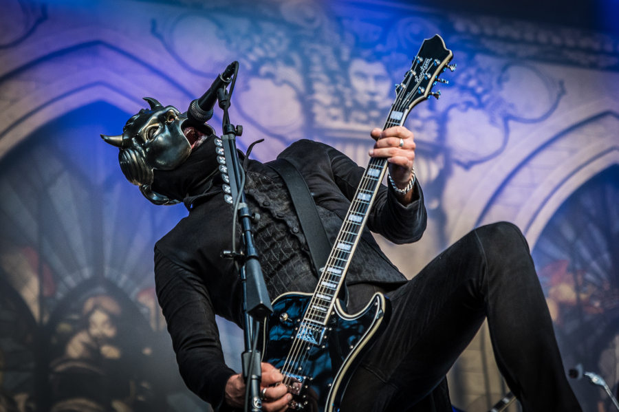 Ghost @Download Festival France-7
