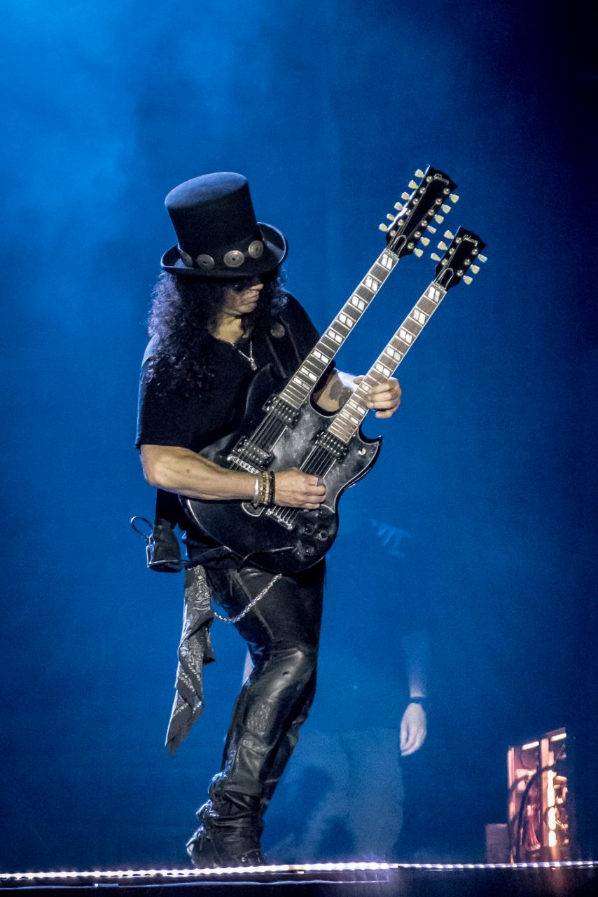 Slash / Guns 'N' Roses </bf> @Download Festival France