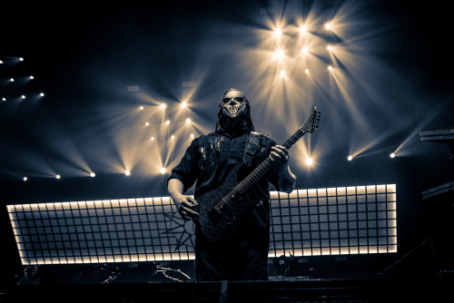 (#7) Mick Thomson / Slipknot </br>@AccorHotels Arena