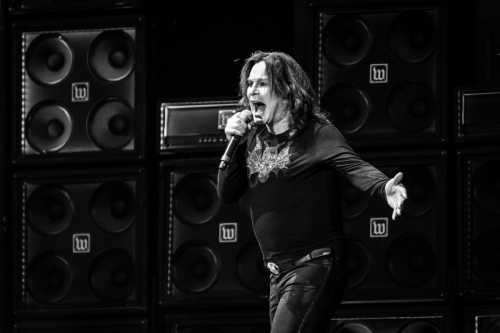 Ozzy Osbourne @Download Festival France