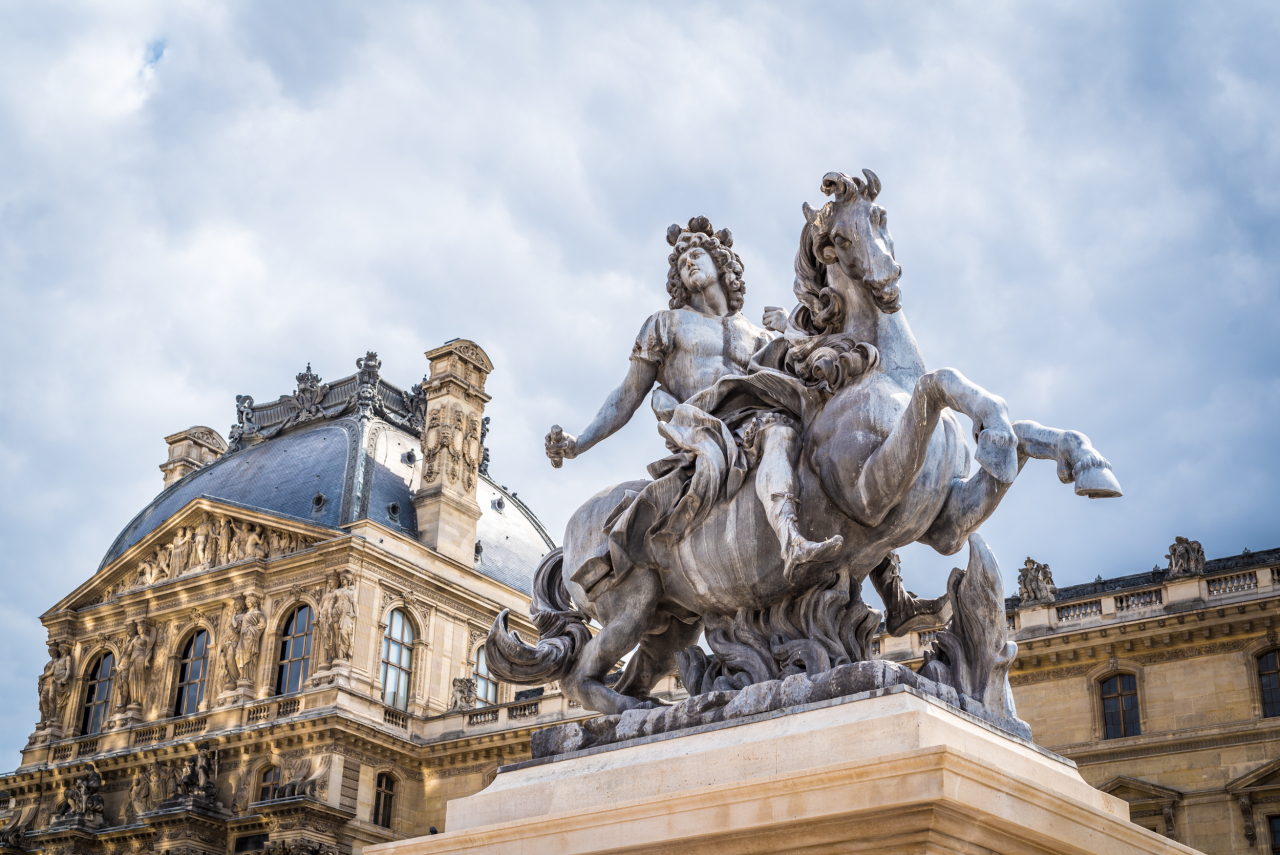 Louis XVI - Le Louvre