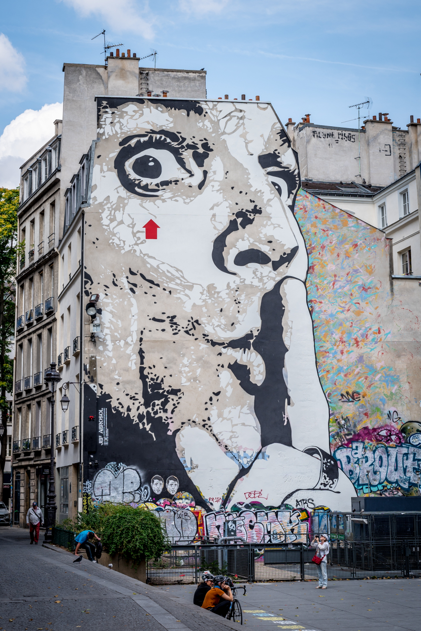 Street Art </br> Paris