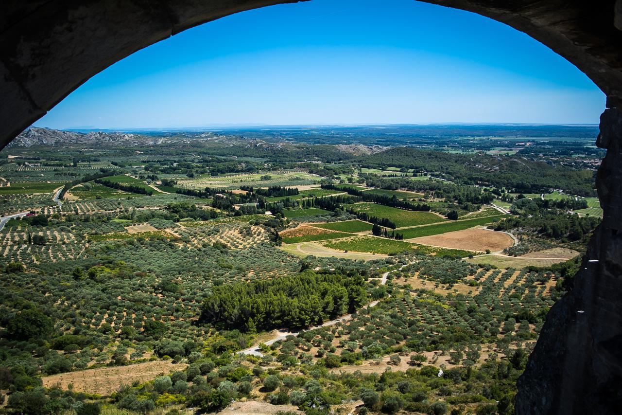 Provence sous la voute