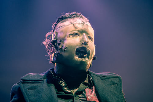 (#8) Corey Taylor / Slipknot </br>@AccorHotels Arena