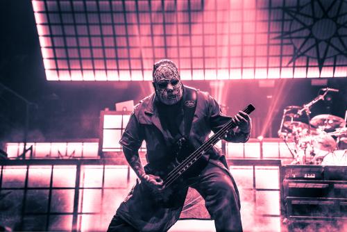 "Alessandro ""V-Man"" Venturella / Slipknot </br> @AccorHotels Arena"