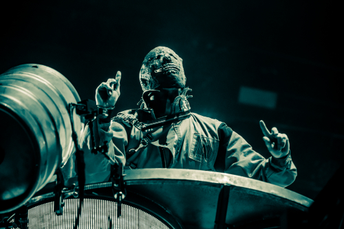 """Tortilla Man"" / Slipknot </br>@AccorHotels Arena"