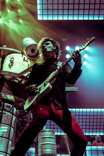 (#4) Jim Root / Slipknot </br>@AccorHotels Arena