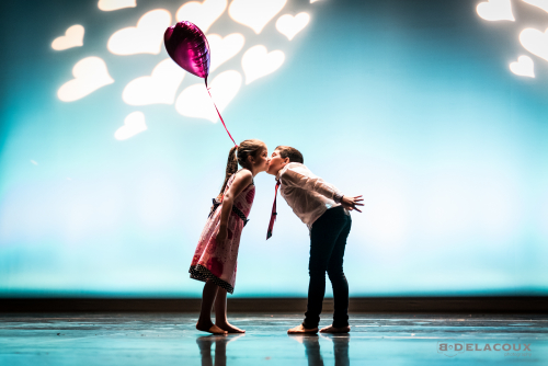 Danseurs enfants </br> @Théatre de Longjumeau