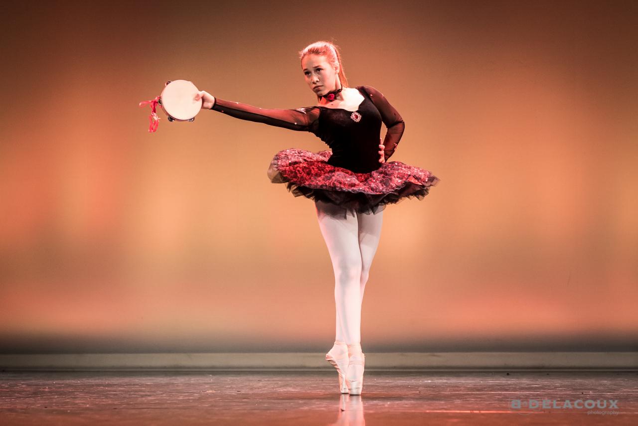 Danseuse Ballet </br> Longjumeau