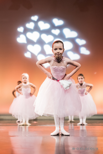 Danseuses classique enfants </br> @Théatre de Longjumeau