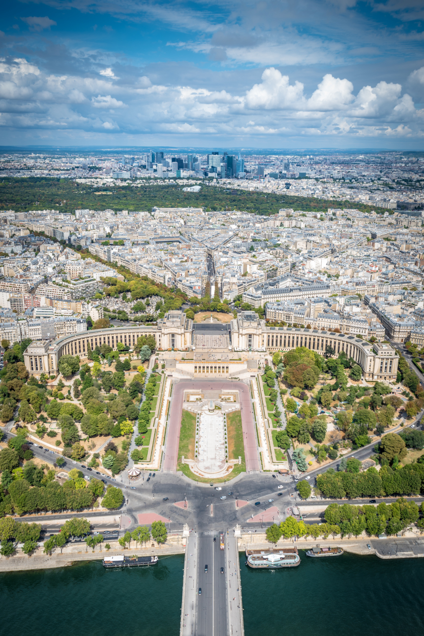 Trocadero / Paris