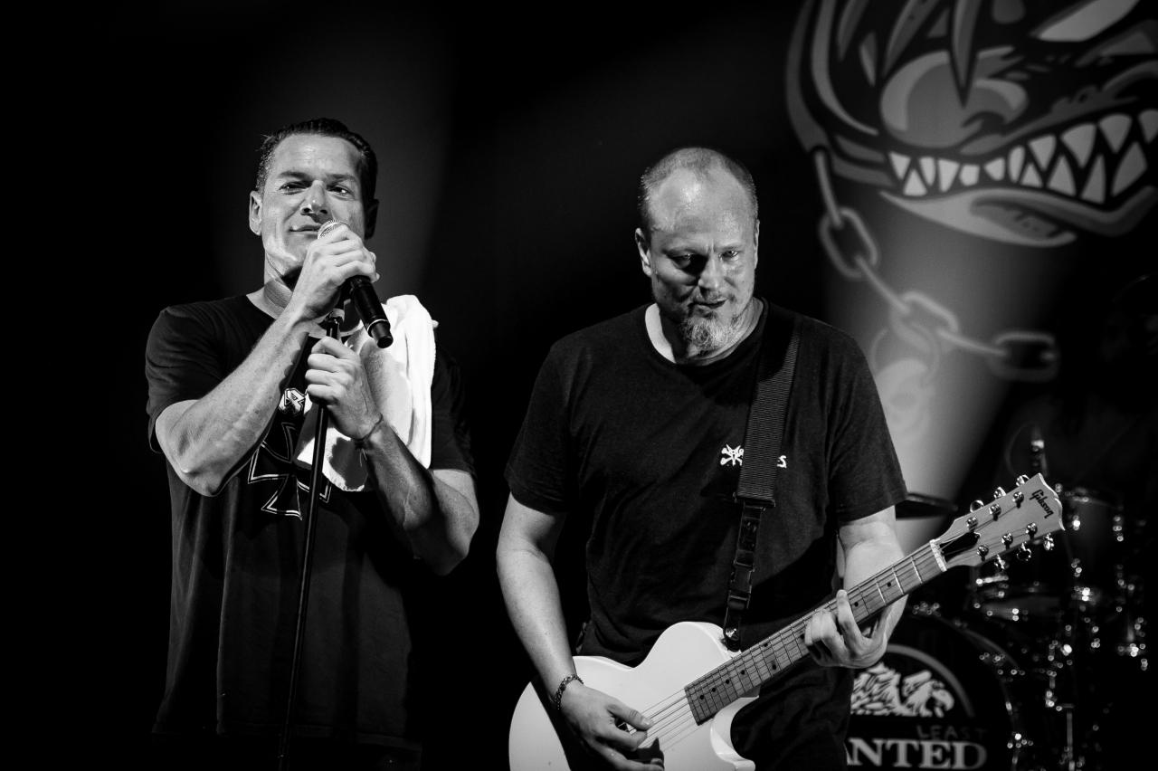 Whitfield Crane & Dave Fortman / Ugly Kid Joe </br>  @Bataclan