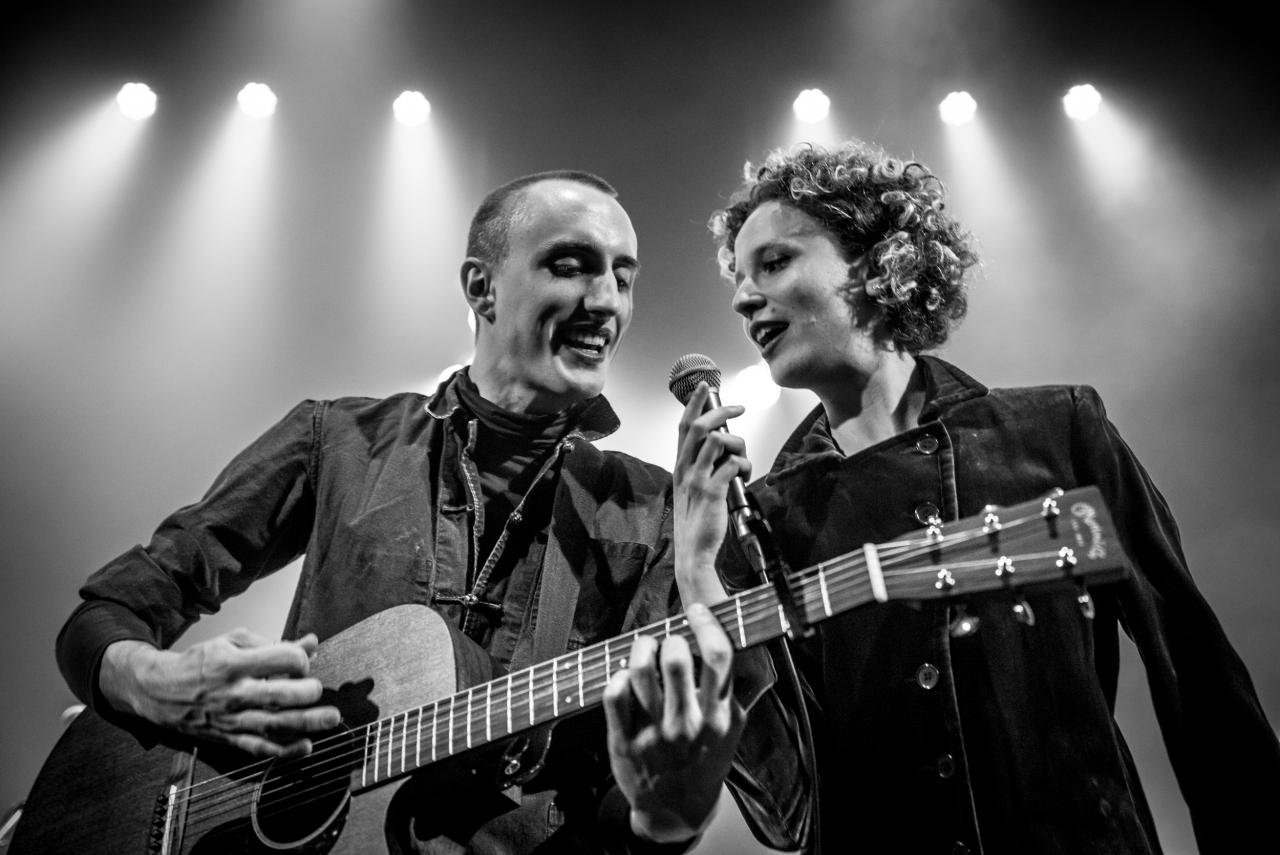 Martin Sevrin & Natalia Bacalov / biVio </br> @Le Silo